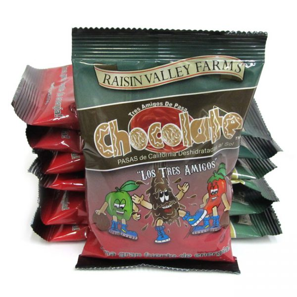 Chocolated Covered Raisins
